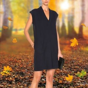 ATM Anthony Thomas Melillo Dress Black Medium